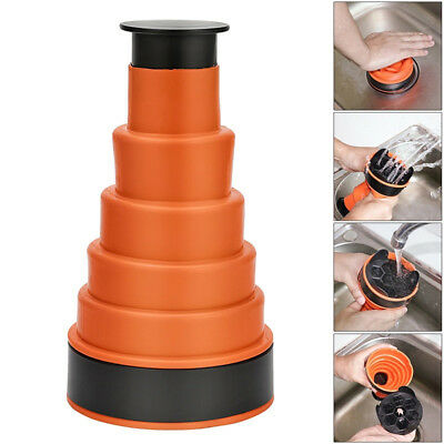 High Pressure Powerful Manual Sink Plunger Cleaner Tool Air Drain Blaster Clog