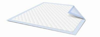 Underpad McKesson Lite 23X36 Inch Disposable Fluff Light Absorbency Case of 120