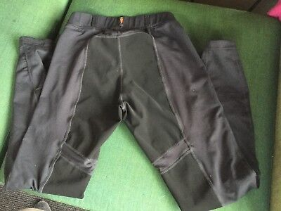 Kerrits Black Pull On Breeches