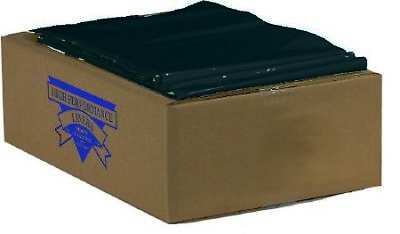 Trash Bag Black, 20-30 gallon, 30 x 36, Medium Duty, 0.45 mil, Case of 250 Bags