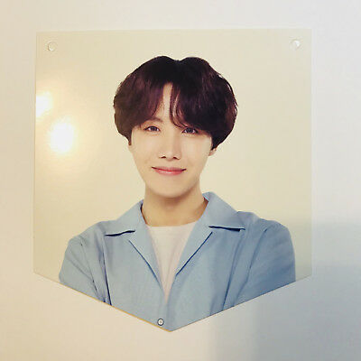 BTS World Tour Love Yourself Official Garland SINGLE Photocard - JHOPE