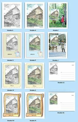 Cp Cpa Cpm Cpsm 12 Cartes Postales Multi Version 1 02070 Hirson