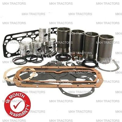Engine Overhaul Kit Fits Case 580F & 580G Wheeled Diggers.