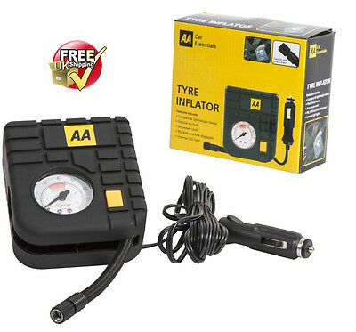 AA Media Limited RCP - C43L AA Tyre Inflator / Lightweight Air Compressor