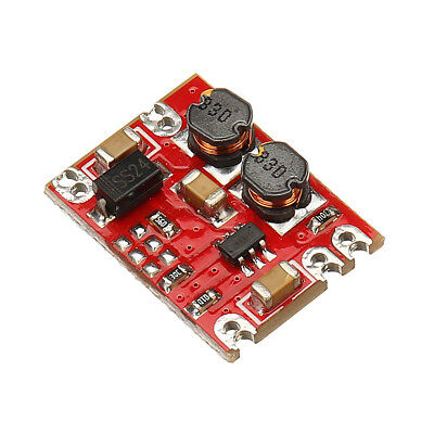 5pcs DC-DC 3V-15V to 12V Fixed Output Automatic Buck Boost Step Up