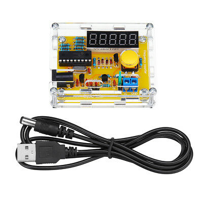 Geekcreit 1Hz-50MHz Crystal Oscillator Frequency Tester Counter Meter
