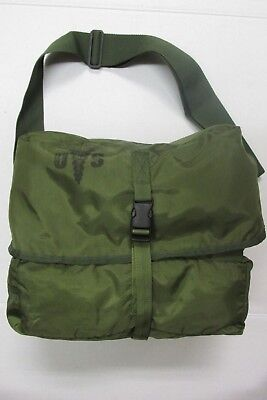 US Military Case Bag Medical Instrument & Supply Set M3 Nylon with Strap NIW