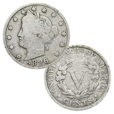 Full Date Liberty Nickels 1883-1912 (Individual Coins)