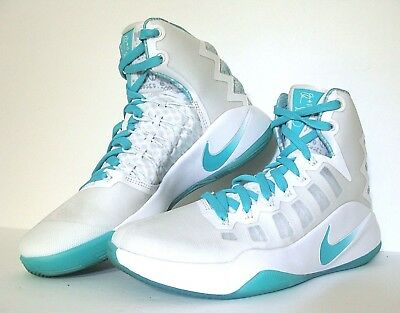 7dd0bb51564 NIKE Hyperdunk 2016 Limited Edition Turquoise Basketball Shoe Size 8  ~869484-999