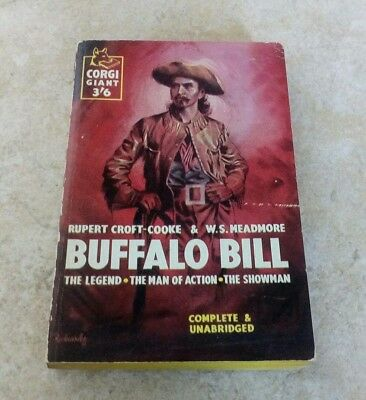 A Corgi Giant , Buffalo Bill