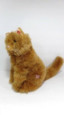 9 Lives Talking Cat - Plush - Morris