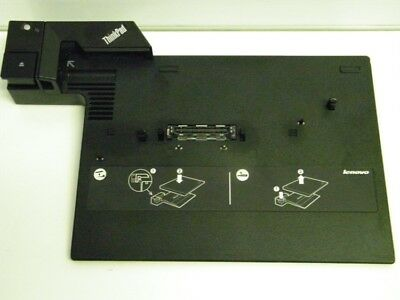 IBM Lenovo Thinkpad Docking Station Replicatore di Porte 2505 42W4622 R60,R61