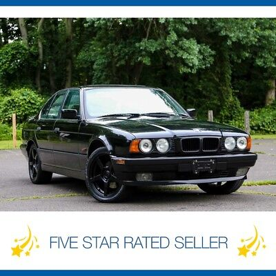 1995 BMW 5-Series E34 Manual Sport Package 1 Owner California CARFAX! 1995 BMW 540i E34 6SP Manual Sport pack 1 Owner California CARFAX Video