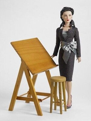 Tonner Anne Harper Designs Drafting Board Accessory Only Does Not Include Doll