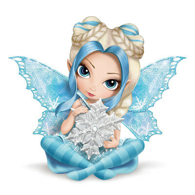Jasmine Becket-Griffith JBG TOUCHED BY MAGIC Fairy Figurine NEW