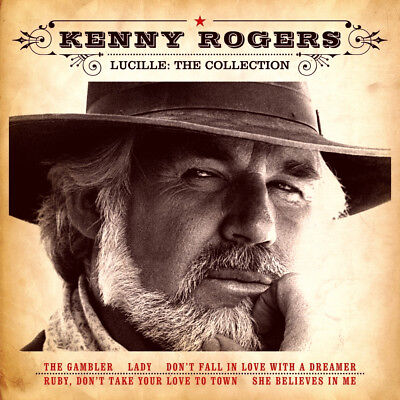 KENNY ROGERS * 20 Greatest Hits *  New CD * All Orig Versions * The Gambler