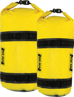 Nelson-Rigg Adventure Dry Roll Bag 15L Yellow Survivor Edition Se-1015-Yel