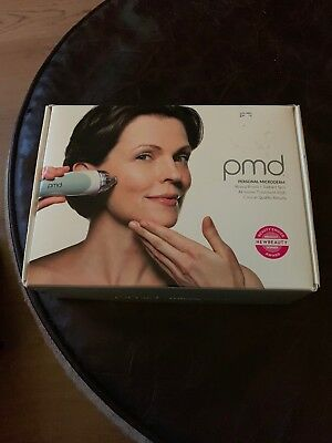 PMD Personal Microderm Microdermabrasion Device - Brand New