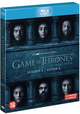 Game of Thrones  Staffel 6 Blu-ray  Deutscher Ton NEU OVP