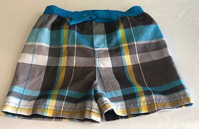 Baby Boy Swim Trunks Childrens Place Size 3-6 Months Infant