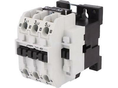 037H004532 Contactor3-pole 230VAC 20A NO x3 DIN, panel CI 20  DANFOSS