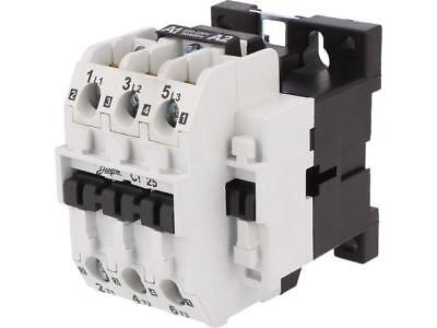 037H005132 Contactor3-pole 230VAC 25A NO x3 DIN, panel CI 25  DANFOSS