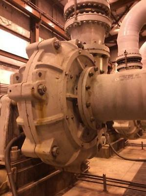 Warman Slurry Pumps T-Ul 550 22,000Gpm @ 57.4 Tdh