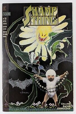 Swamp Thing #133 DC Vertigo Comic 1982 2nd Series 1993 Nancy A. Collins