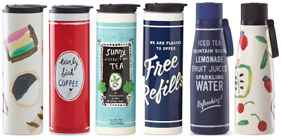 kate spade new york On the Go Pretty Pantry Hydration Tumbler Collection