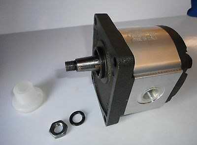 Hydraulic Gear Pump (Heavy Duty) 6cc Single, Group 2 Standard Mount
