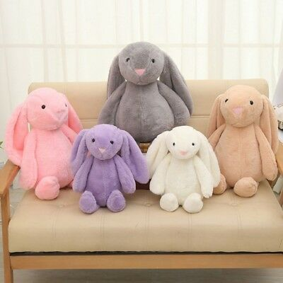 Cute Stuffed Rabbit Doll Baby Soft Plush Toys For Kids Bunny Sleeping pillow toy