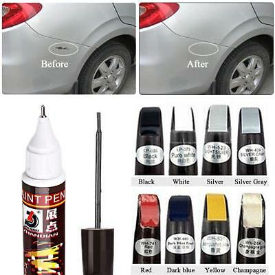 1 x DIY Car Clear Scratch Remover Touch Up Pens Auto Paint Repair Pen Brush #!