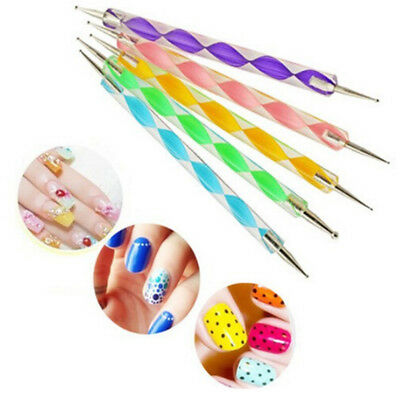 5pcs Polymer clay tools slime playdough tool sculpture tools for clay carving ST