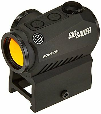 Sig Sauer SOR52001 Romeo5 1x20mm Compact 2 Moa Red Dot Sight Black FAST SHIP