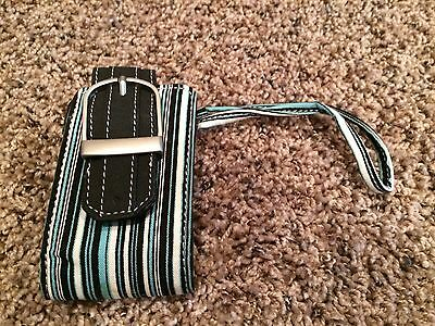 Longaberger Cell Phone Case - Summer Stripe