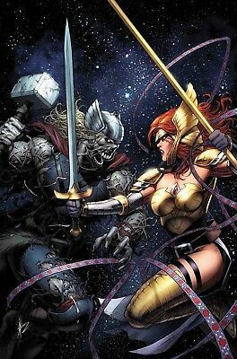 Asgardians Of The Galaxy #3 -  Marvel - Release Date 07/11/18