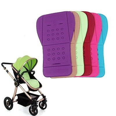 Baby Stroller Cushion Soft Infant Pushchair Highchair Seat Pad Pram Liner Mat