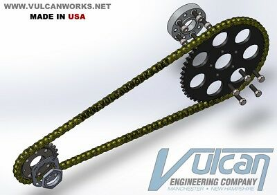 Chain Conversion Kit for 2006-Up DYNA with Chain -Harley Davidson Twin Cam