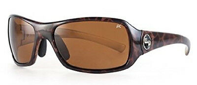 168eb72312 Sundog Golf Ladies Captiva Paula Creamer Small Face MELA Sunglasses Brown