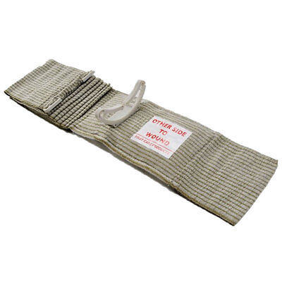 "First Care 4"" Israeli Military Army Aid Emergency Bandage with Pressure Bar"