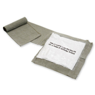 """First Care 8""""/12"""" Israeli Bandage w/ Pressure Bar Abdominal Wounds / Amputations"""