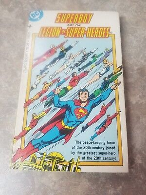 Superboy and the Legion of Super-Heroes #14535 (1977, Tempo Books)
