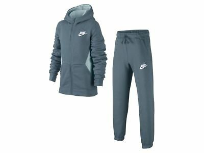Nike B NSW TRK SUIT BF CORE Kinder Trainingsanzug  939626-468