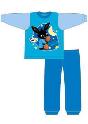 Bing Boys Official Character Pyjamas Kids PJs Nightwear Frm 12 Months up to 4 Yr