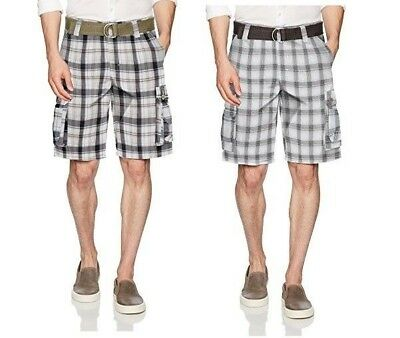 6c6cfb4f43 LEE Men's Dungarees New Belted Wyoming Cargo Short - Choose SZ/color