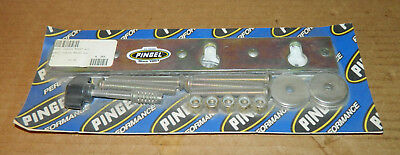 Pingel Removable Truck Bed Wheel Chock Mounting Plate Kit WC-TBM NEW