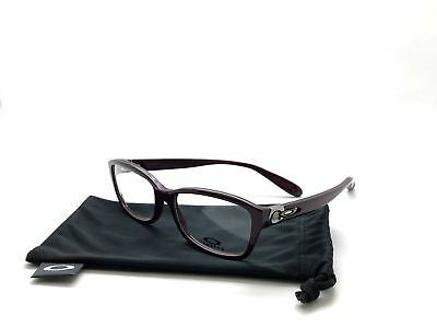 257f24183c Oakley RX Eyeglasses OX1087-0452 Junket Women s Pomegranate Frame  52-17-138