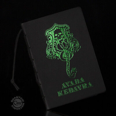 Qmx Quantum Mechanix Harry Potter Dark Arts Agenda Diario Nuovo - Sigillato