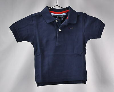 Tommy Hilfiger Baby Boys Ivy Polo Shirt - CORE NAVY