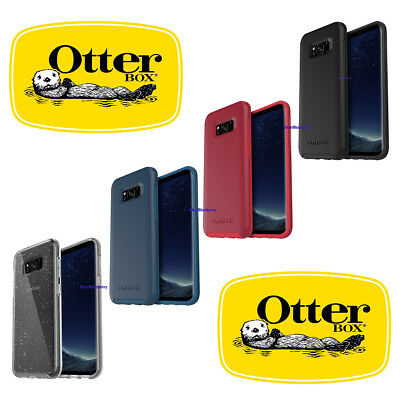 New OtterBox Symmetry Sleek Protection Case Cover for Samsung Galaxy S8 Plus +